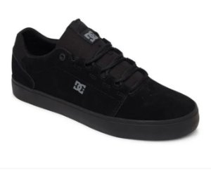 TÊNIS DC SHOES HYDES S EVAN IMP BLACK