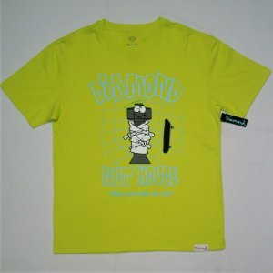 Camiseta Diamond Nut Safety Verde