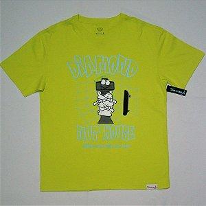 Camiseta Diamond Nut Safety Verde