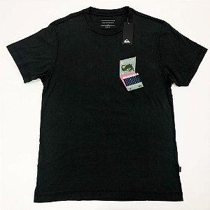 Camiseta Quiksilver Especial DU Preto