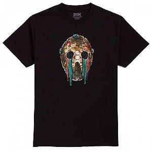 Camiseta DGK Hooligan Preta