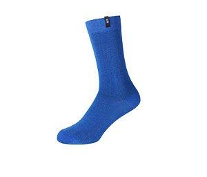 Meia Colors Básica Azul Royal Altai