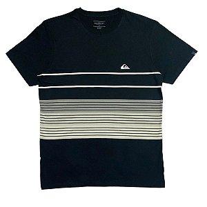 Camiseta Quiksilver More Core Preta Masculina