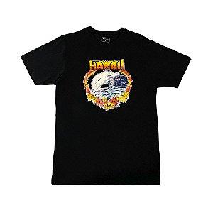 Camiseta Quiksilver Hi Soul Flow Preta Masculina