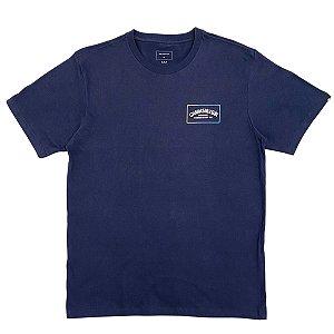 Camiseta Quiksilver Mellow Moon Marinho Masculina