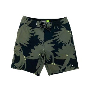 Bermuda Quiksilver Boardshort Angler Forest 20 Masculina