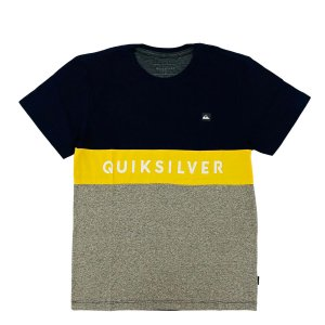 Camiseta Quiksilver Tazawa Tn Masculina Juvenil 12
