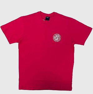 Camiseta HUF Regional Rosa Masculina