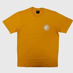 Camiseta HUF Regional Laranja Masculina