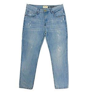 Calça Jeans Quiksilver Avalon Azul  Masculina