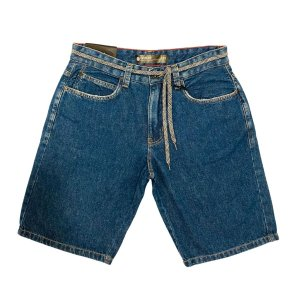 Bermuda Jeans Element Walk Big Jean II Azul Masculina