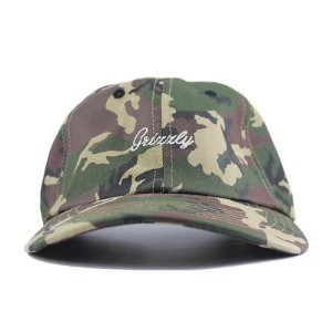 Boné Grizzly Headwear Late To The Game Unstruct