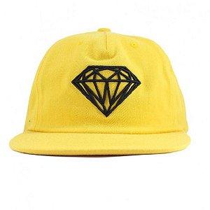 Boné Diamond Brilliant Sm 20 Untructur Amarelo Masculino