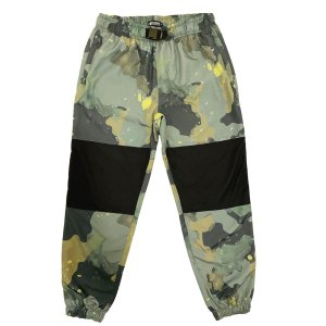 Calça Element Paint Camo Multi Cores Masculina