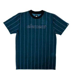 Camiseta Element  Referee Azul Masculina