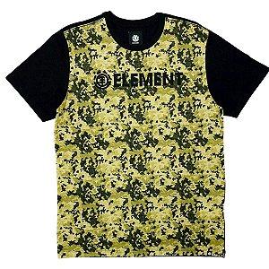 Camiseta Element Frisco II Caqui Masculina