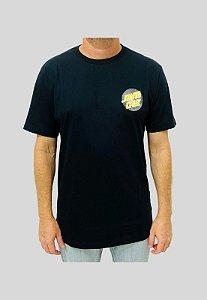 Camiseta Santa Cruz Flex Dot Preto Masculina