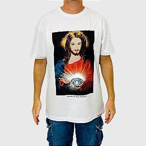 Camiseta Diamond Giver Branca