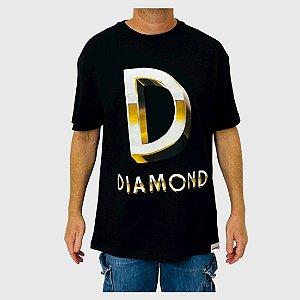 Camiseta Diamond Gloss Preta