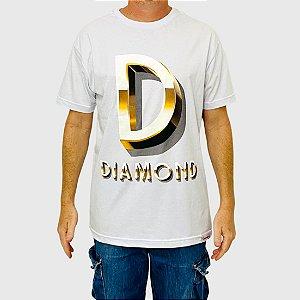Camiseta Diamond Gloss Branca