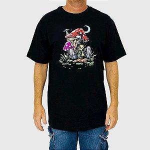 Camiseta DGK Loungin Preta
