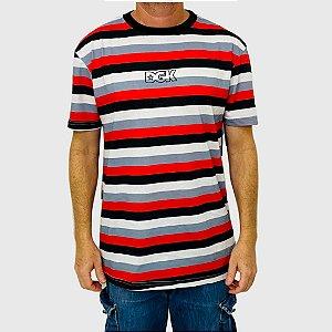 Camiseta DGK Clutch Multicolorido