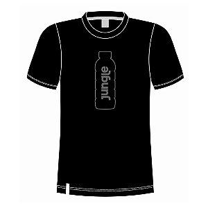 Camiseta Jungle Dry fit - Preta