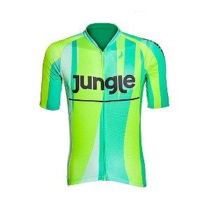 Camisa de Ciclismo Jungle