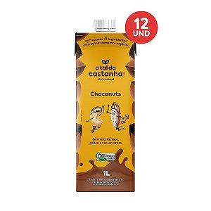Achocolatado Choconuts Orgânico 1L (Cx c/ 12 und)