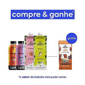 Promoção Compre Combo Isotônico + Bebida Vegetal e Ganhe Bebida Mini