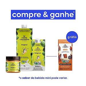 Promoção Compre Combo Original e Ganhe Bebida Mini