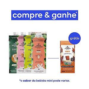 Promoção Compre Combo Bebidas e Ganhe Bebida Mini