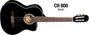 VIOLAO CH800BK BLACK EAGLE CLASS CUTWAUN