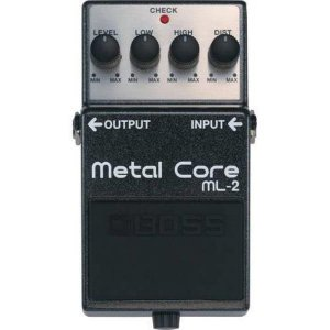 PEDAL BOSS ML2 METAL CORE