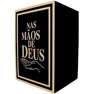 CAJON ELÉTRICO S100 MÃOS DE DEUS TIGER
