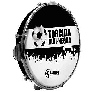 Pandeiro ABS TORCIADA ALVINEGRA LUEN
