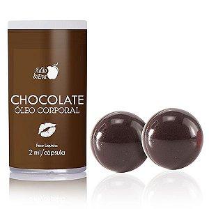 Cápsula de Chocolate Beijável
