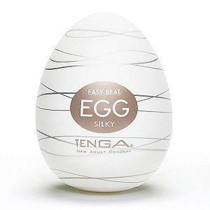 O Original - Masturbador Tenga Egg - Silky