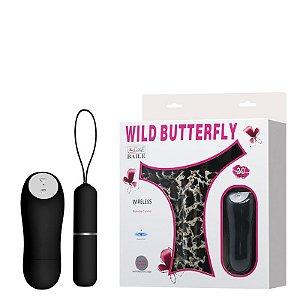 Calcinha Vibratória com Controle Wireless