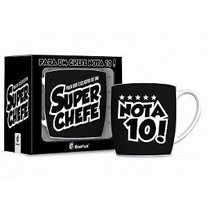 CANECA CHEFE NOTA 10 BRASFOOT