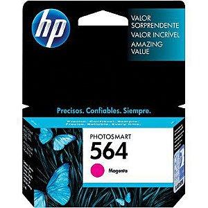 CARTUCHO HP 564 MAGENTA ORIGINAL CB319WL