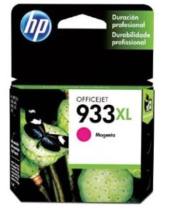 CARTUCHO HP 933XL MAGENTA ORIGINAL CN055AL