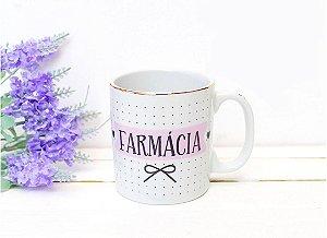 CANECA FIO DE OURO FARMACIA DAJUJU