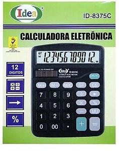 CALCULADORA 12 DIG MEDIA IDEA ID-8375C