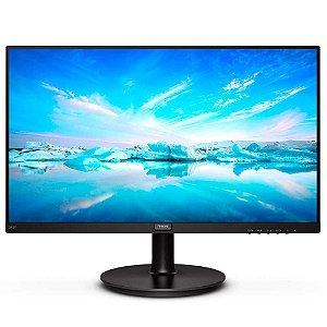 MONITOR 23.8 LED PRETO  VGA/HDMI PHILIPS 242V8A