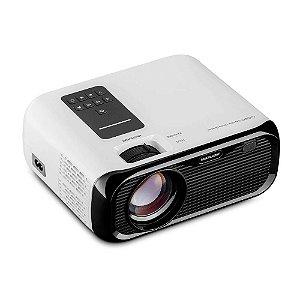 PROJETOR MULTILASER 2200 LUMENS VGA/HDMI PJ003 BRANCO