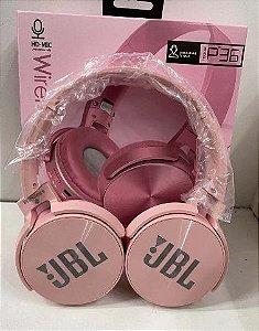 FONE BLUETOOTH/SD/FM P36 JBL ROSA