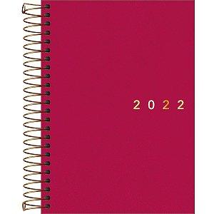 AGENDA 2022 ESPIRAL NAPOLI FEMININA M5 TILIBRA