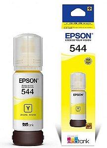 TINTA EPSON 65ML 544 AMARELO ORIGINAL C13T03N42A