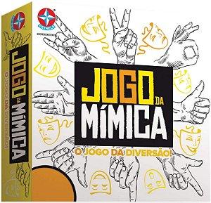 JOGO DE MIMICA ESTRELA